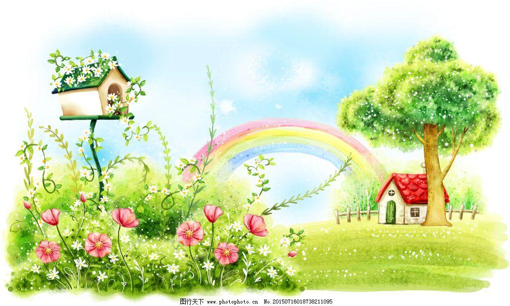 房子的颜色   免费下载图片