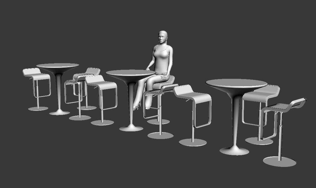 吧桌 吧椅