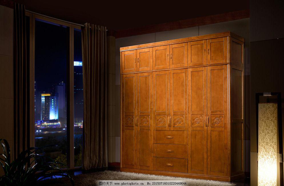 实木 实木家具 室内背景设计 室内套房背景 实木套房背景 实木衣柜