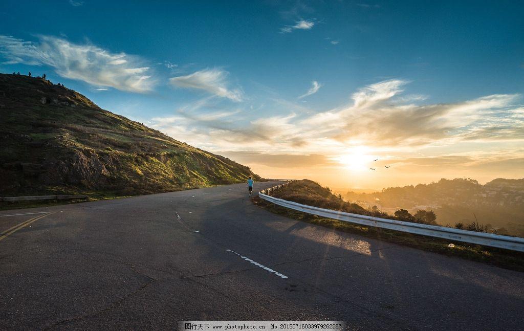 青岛高速公路沿途风景