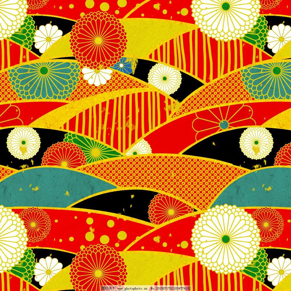 日系手绘边框素材