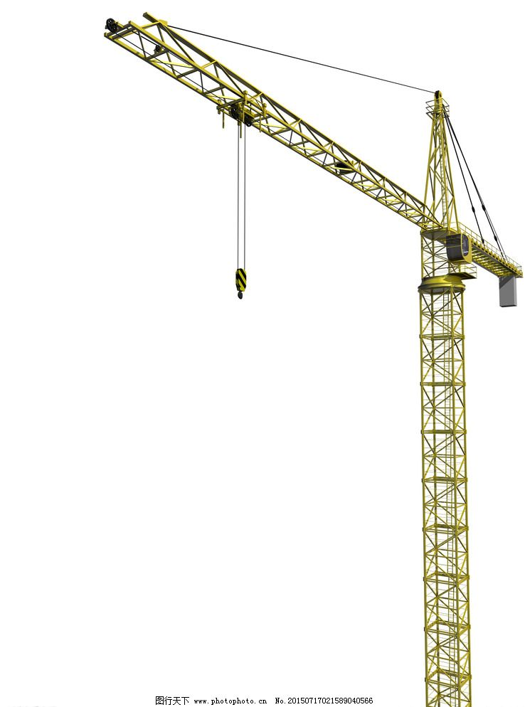 塔吊模型结构设计