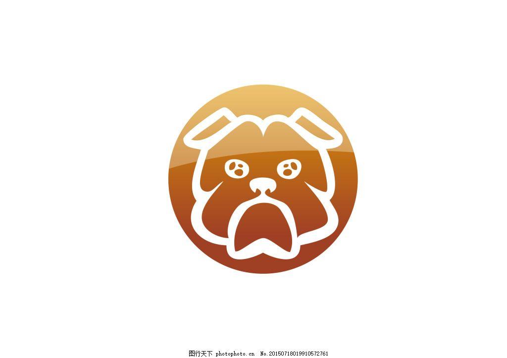 宠物狗logo