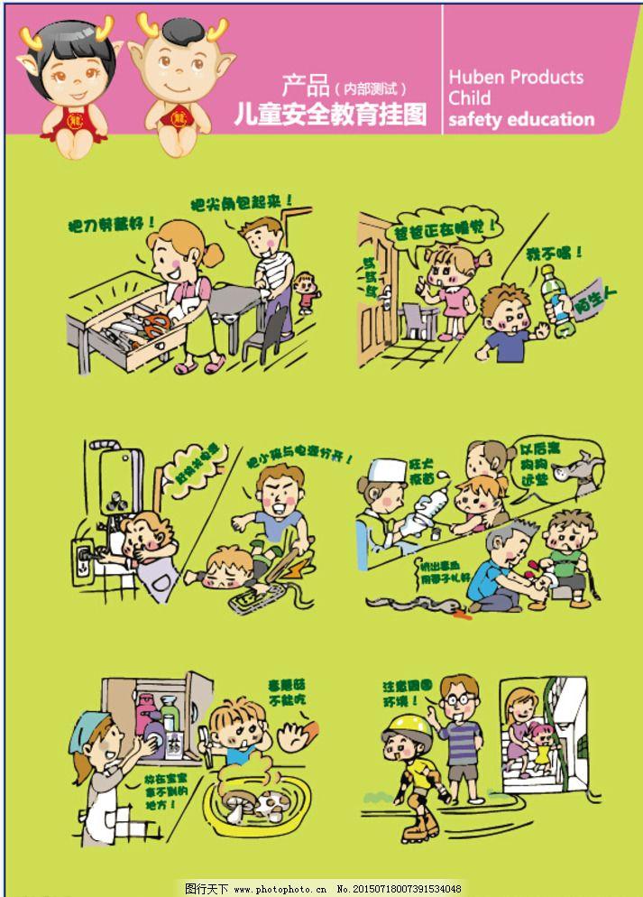 幼儿家庭安全主题墙