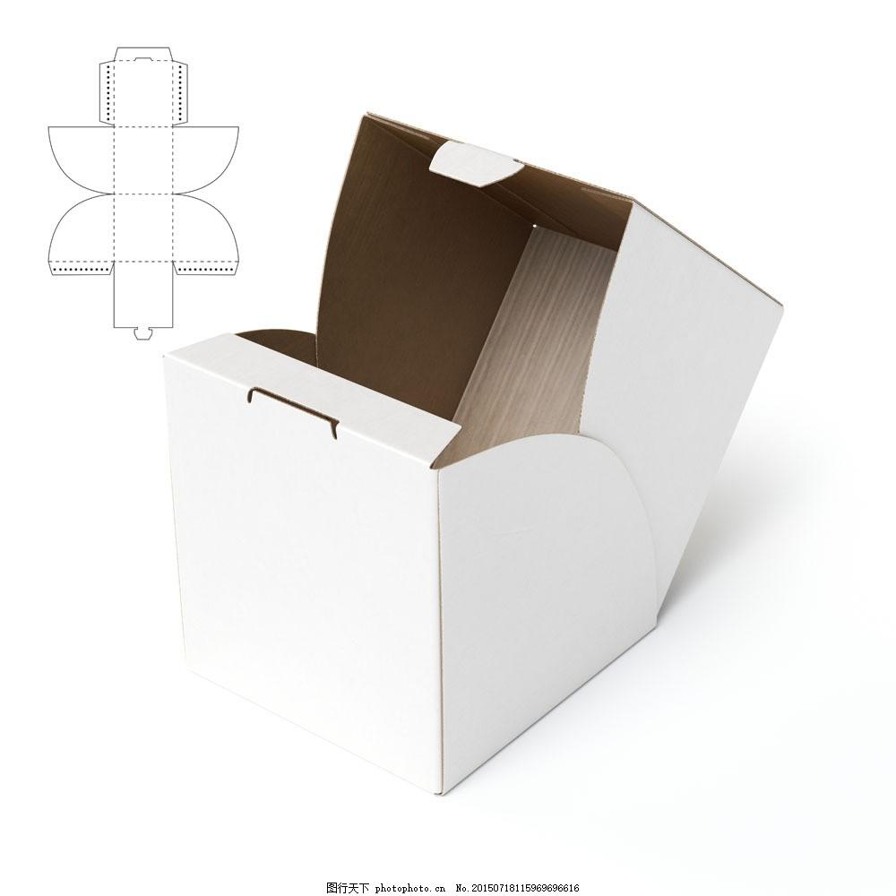 弧形三角形包装盒设计,纸盒设计 包装盒展开图 包装图