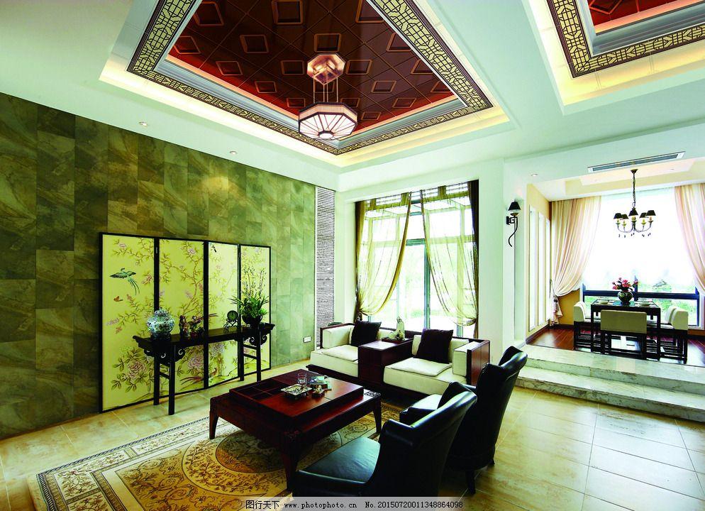 设计图库 环境设计 家居设计  客厅装潢效果图图片免费下载 jpg 背景