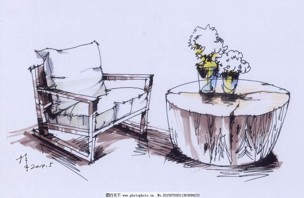 室内设计 室内设计手绘