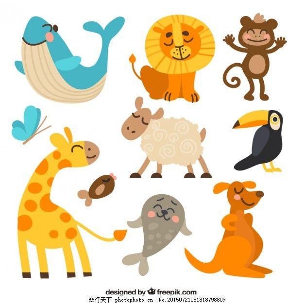 有趣的动物系列