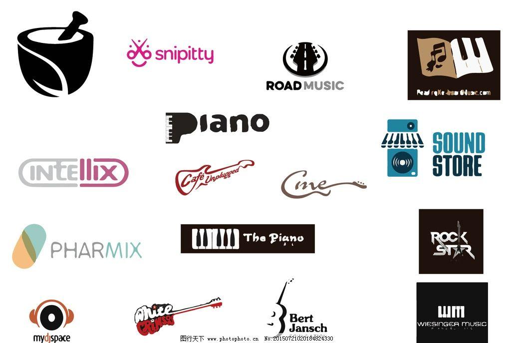 钢琴舞蹈logo