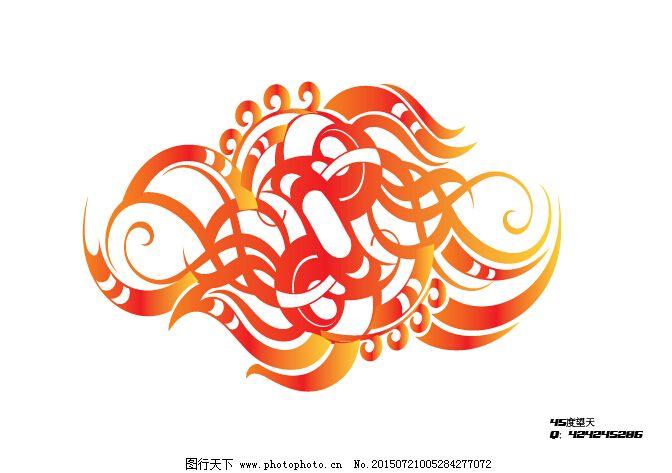 欧式花纹边框 欧式花纹边框模板下载 矢量图 花纹 花絮 花束 欧式花