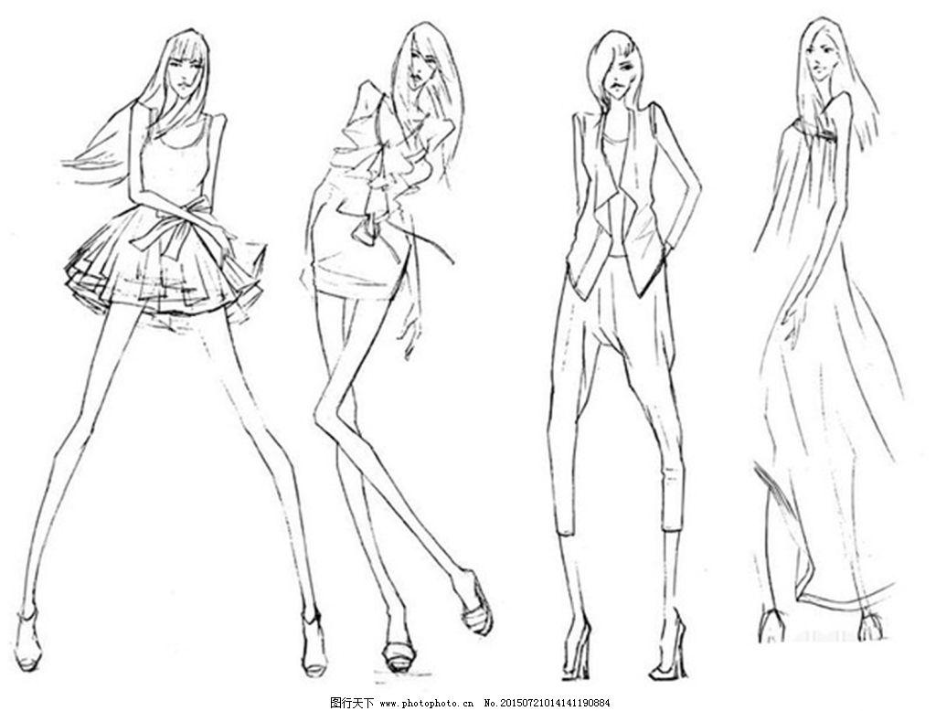 手绘服装设计7_手绘服装设计