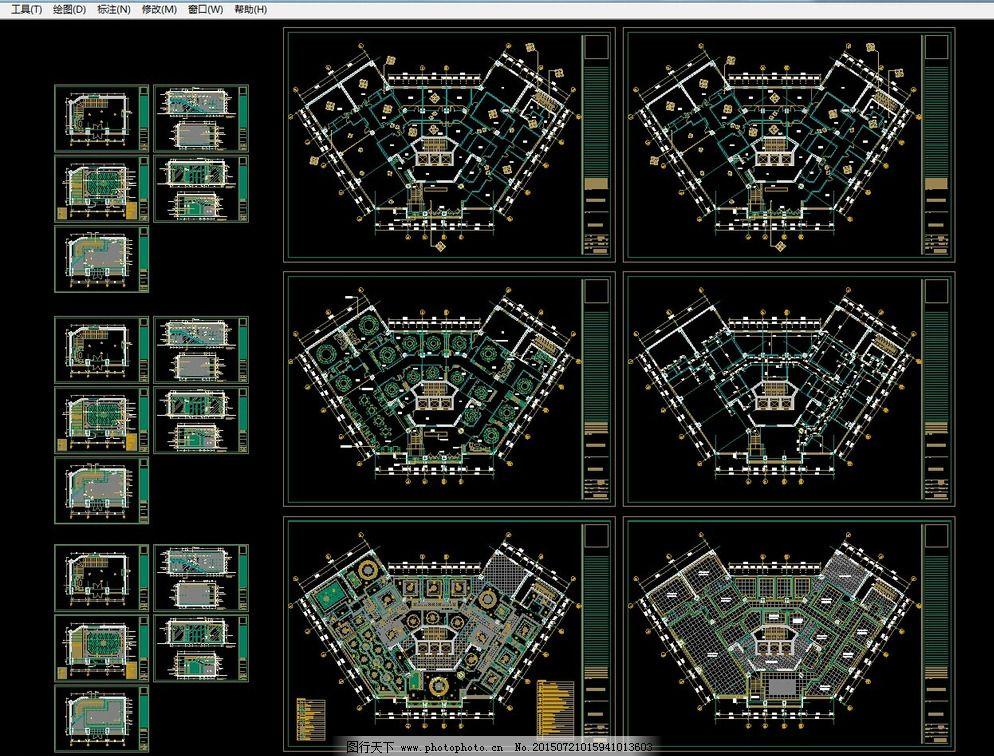 餐厅路线图 豪华灯具图 线路图 强弱电图 餐厅背景 餐桌立面素材 ad
