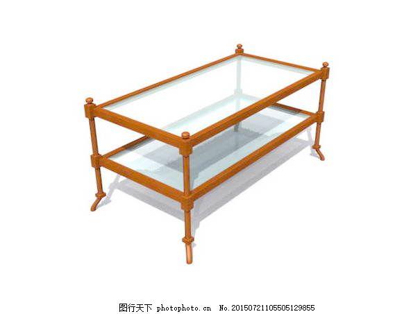 max欧式桌3d模型家具