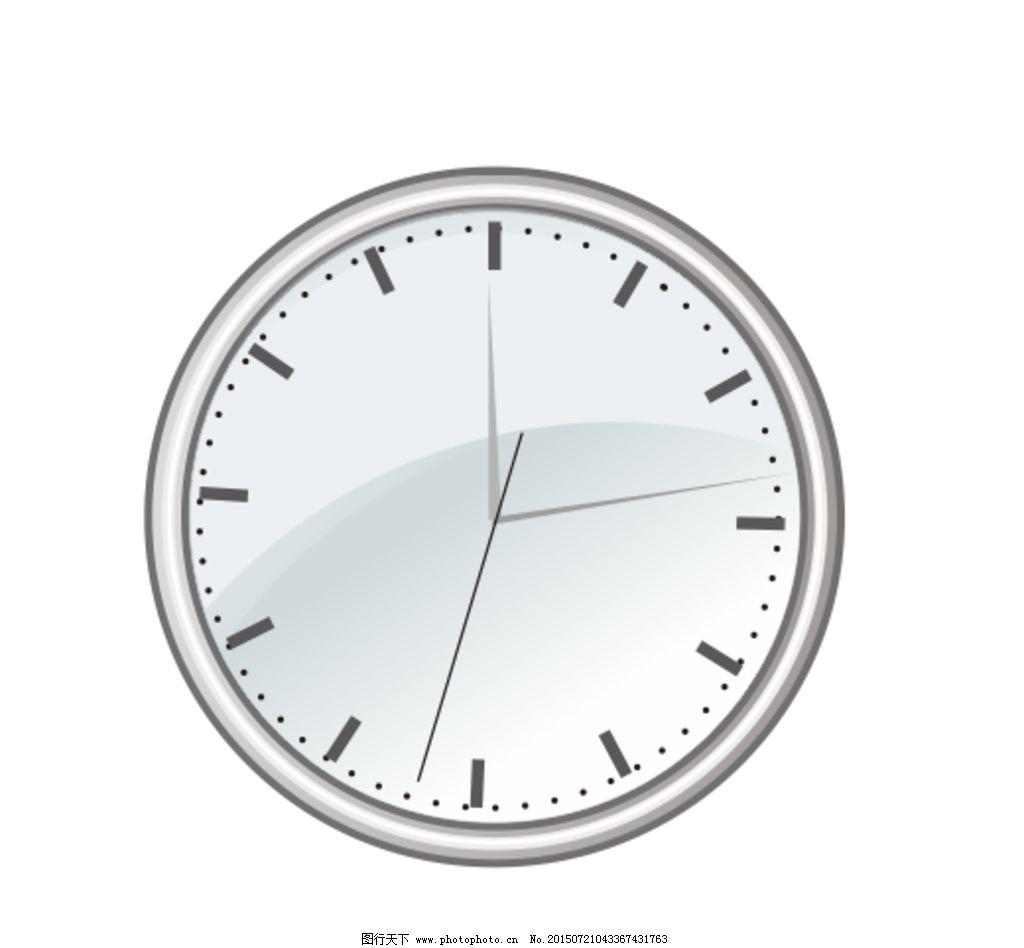 图标 标志 钟表