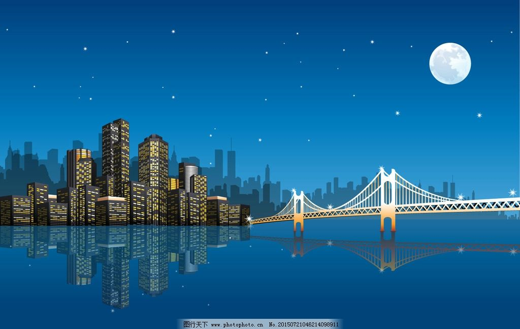 城市夜景 城市建筑 都市夜晚 城市星空 城市全景 城市夜晚 夜晚城市
