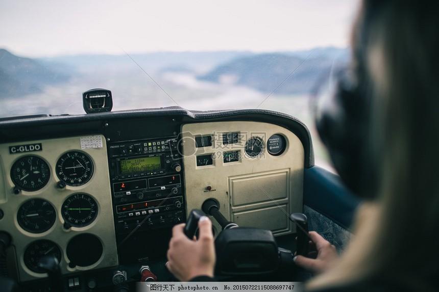 直升机 驾驶舱 仪表盘 文书 航空 技术 飞机 交通 空气 红色