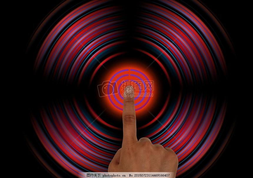 手指 触摸 结构 网络 互联网 社会 社会网络 标志 红色