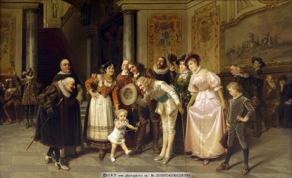 欧式油画 唯美 油画艺术 古典油画 写实油画 绘画 艺术 油画 油画人物