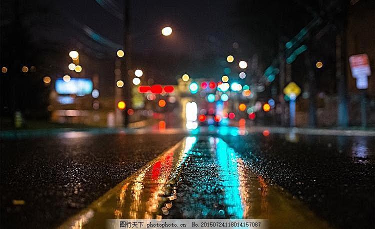 城市夜景背景设计素材图片下载桌面壁纸 黑色