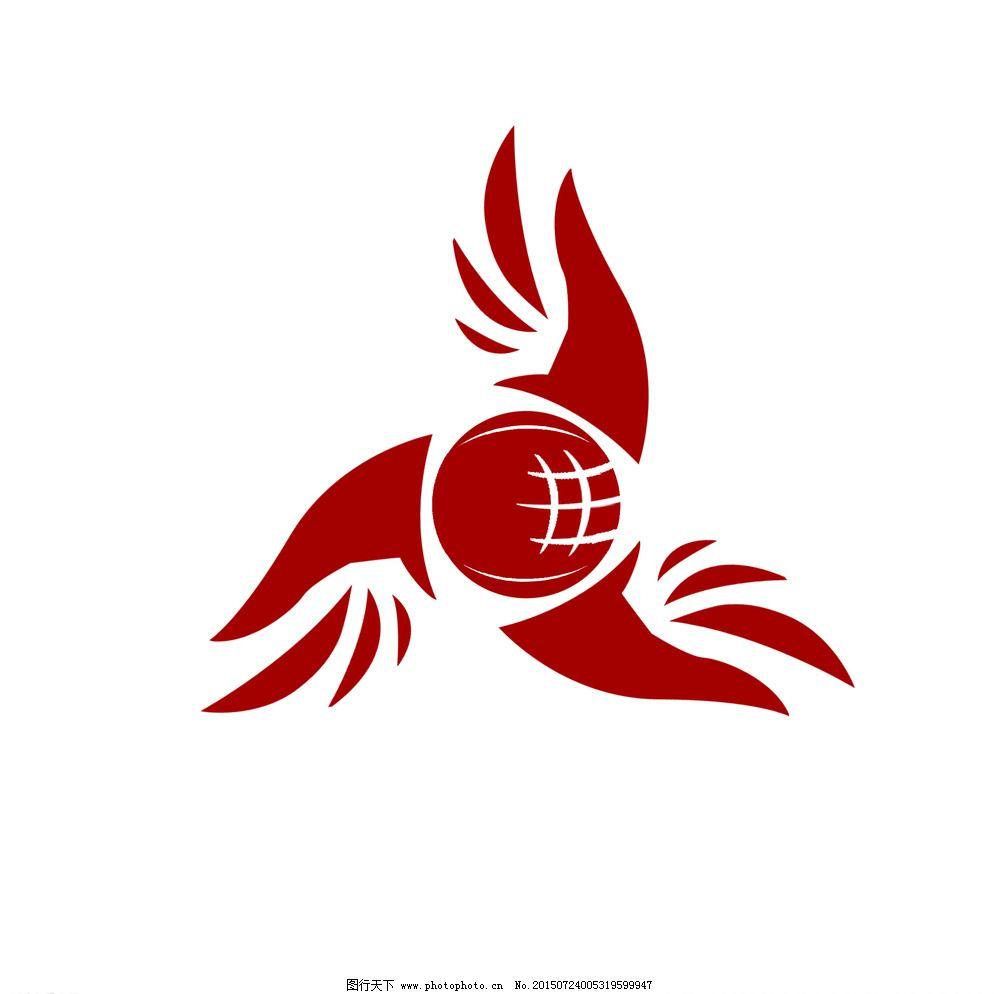 团结 标志      雄鹰 眼睛 设计 原创 地球 团结 环绕 广告设计 logo图片