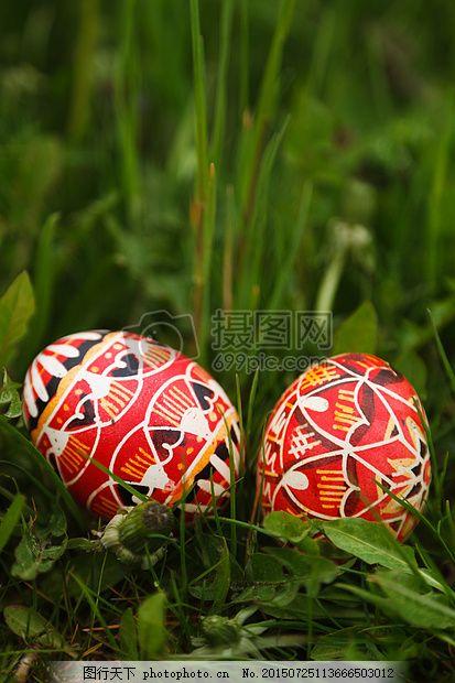 光明 庆典 圣诞节 彩蛋 复活节 鸡蛋 鸭蛋 鹅蛋 彩绘 绘画 图案 纹理图片