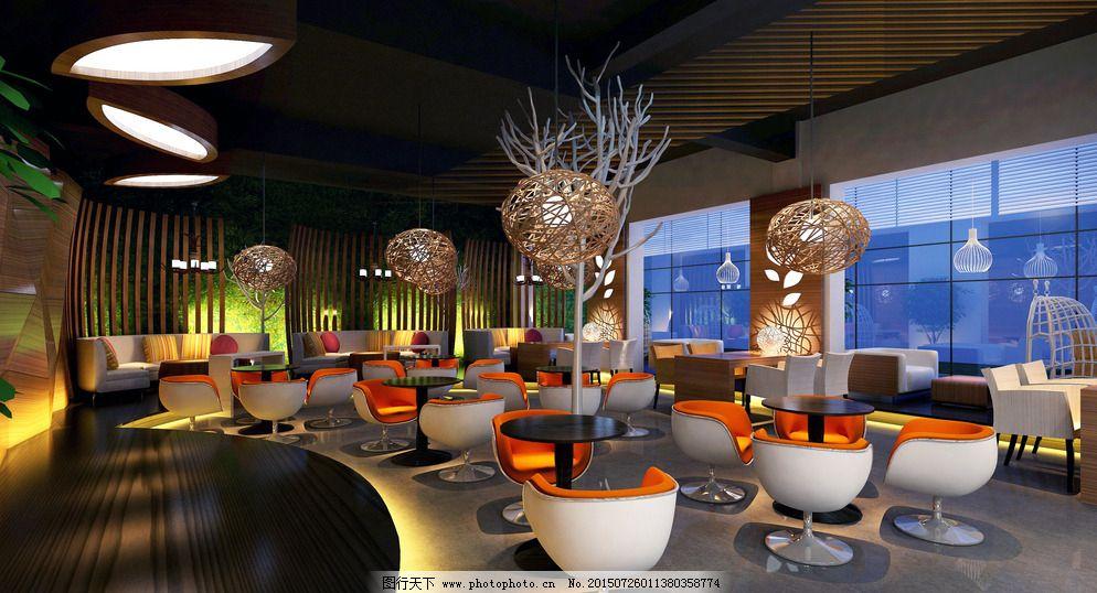 咖啡店 咖啡店设计 设计 室内设计 室内装修 圆桌 室内装修 咖啡店