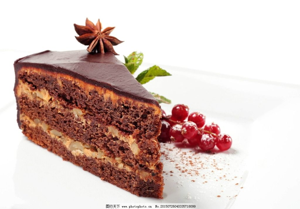 唯美蛋糕图片