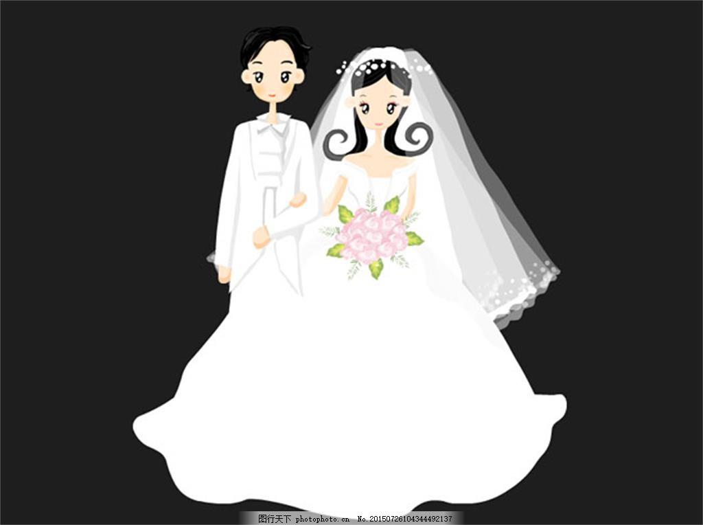 婚纱 新郎 新娘 鲜花 穿礼服的新郎新娘flash动画 flv 黑色