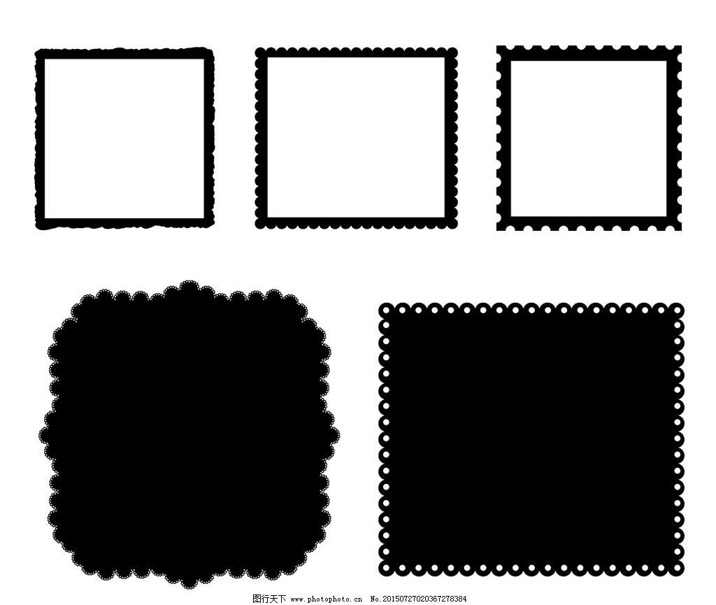 花边纸图片步骤