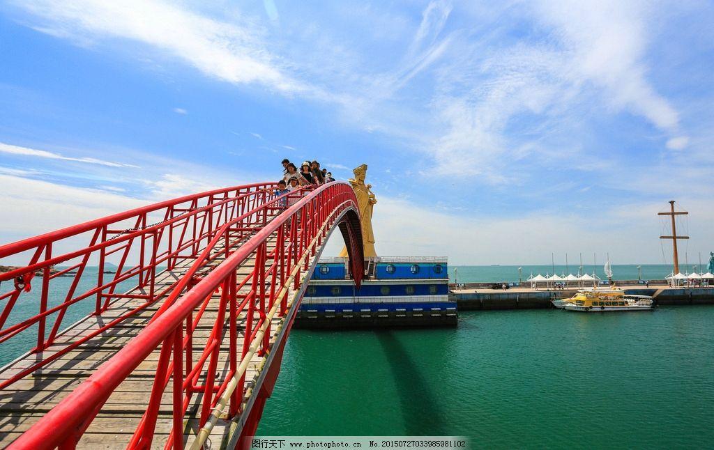 中国水准零点 山东 青岛 水准零点 资源 景区 海湾 海滨风景 海平面