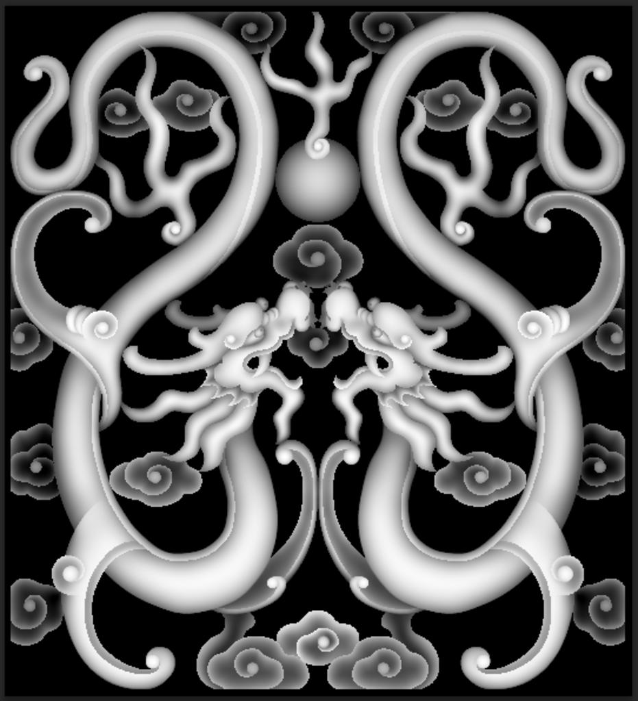 灰度图片精雕图免费下载 bmp 传统文化 灰度 精雕图 设计      文化艺