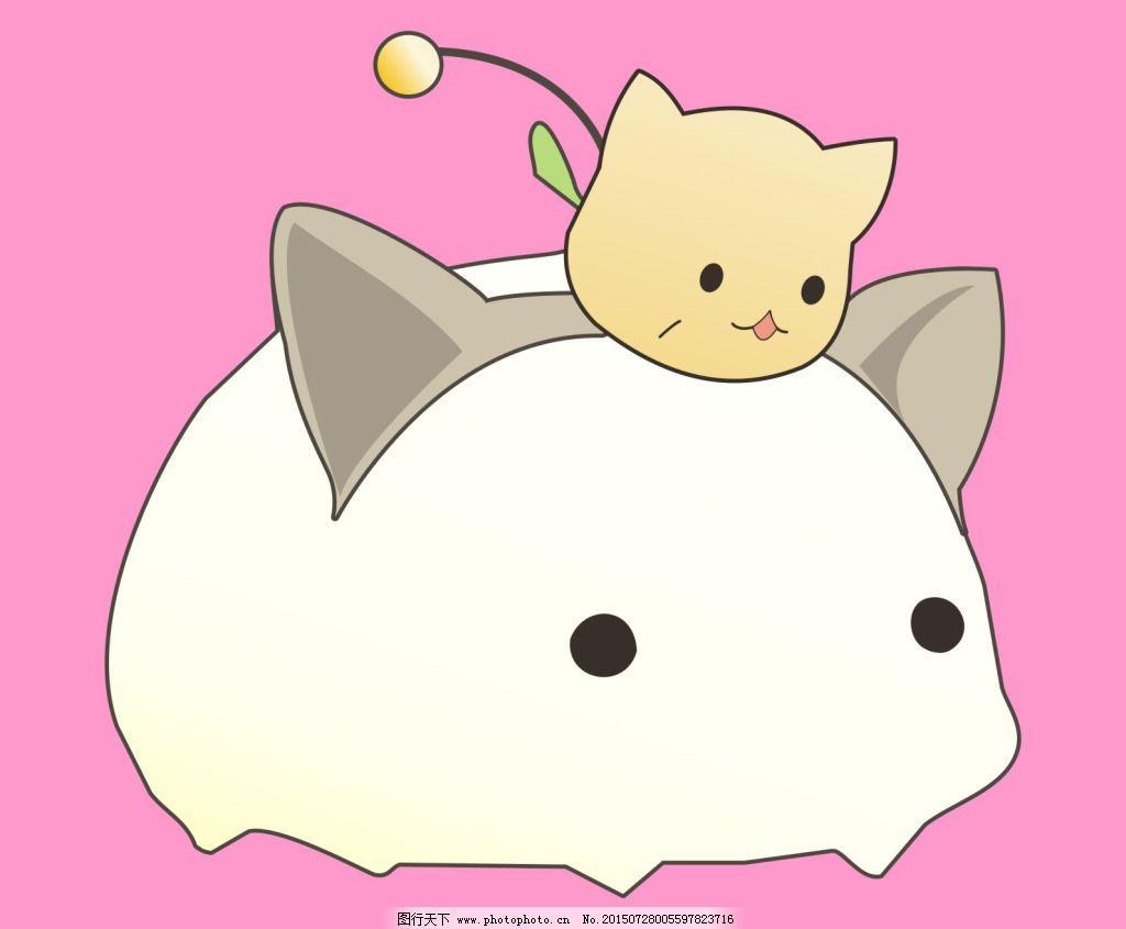 卡通动漫图片免费下载 卡通 可爱 小猪 小猪 卡通 可爱 矢量图 其他