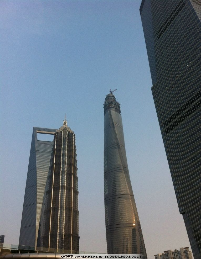 上海标志建筑物图片