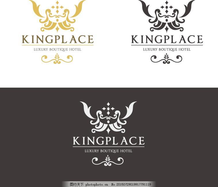 欧式logo设计图片