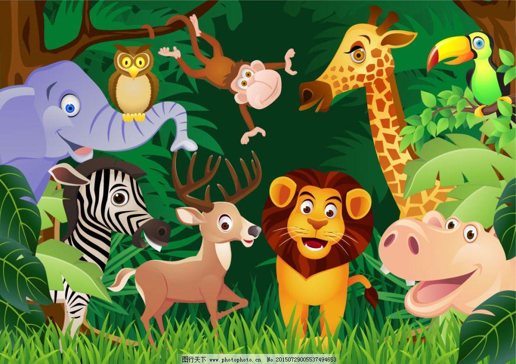 1-10画动物 步骤