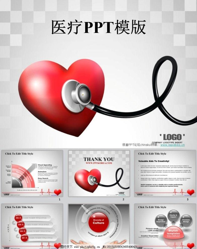医疗ppt图片
