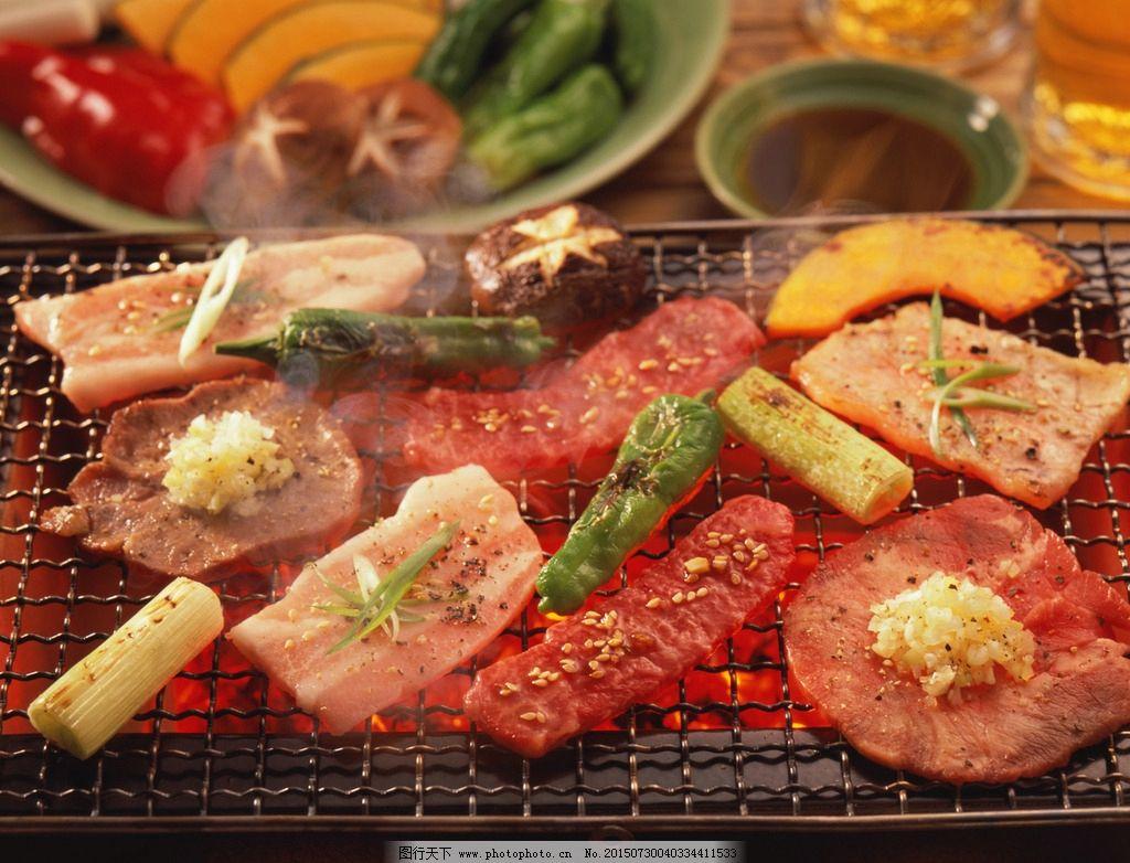 烧烤 烤肉 烧肉 烤牛肉
