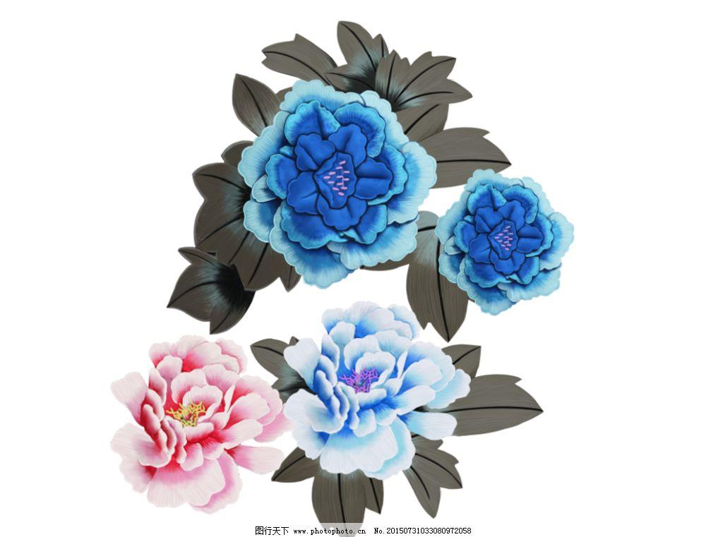 学习铅笔画花朵