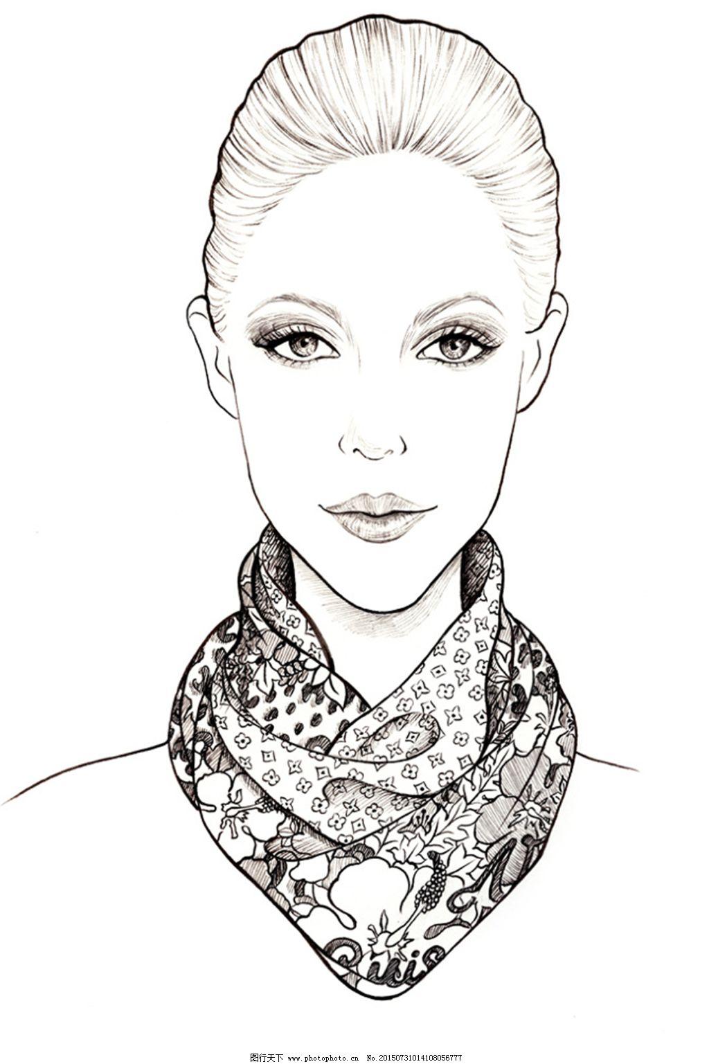 设计图库 服装设计 手绘服装设计    上传: 2015-7-31 大小: 2.