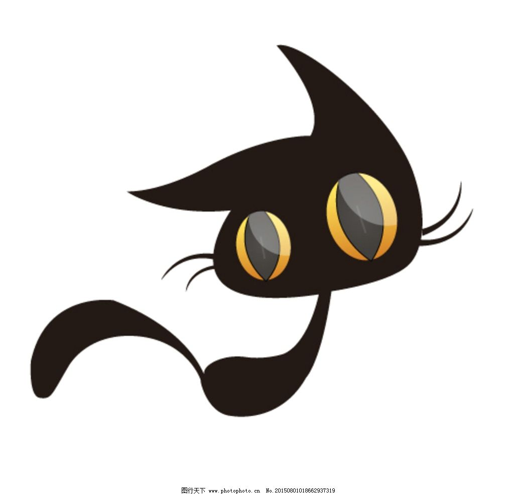 猫咪ai图片_其他_动漫卡通_图行天下图库