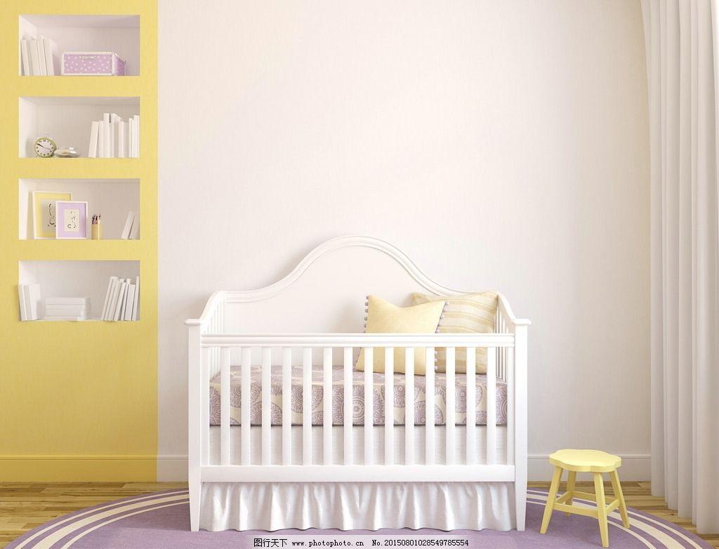 婴儿房墙壁贴画