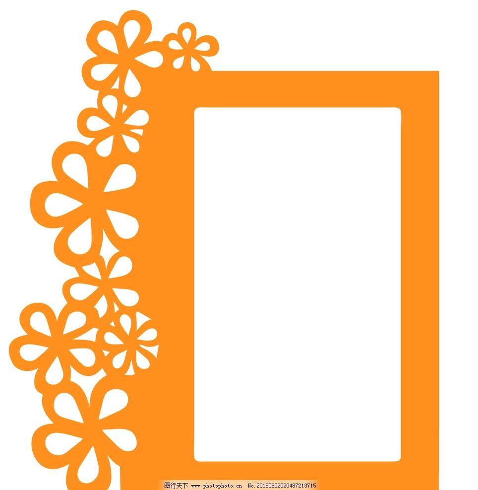 精美相框 相框 婚纱摄影相框 欧式相框 个性相框 相框背景 相片相框