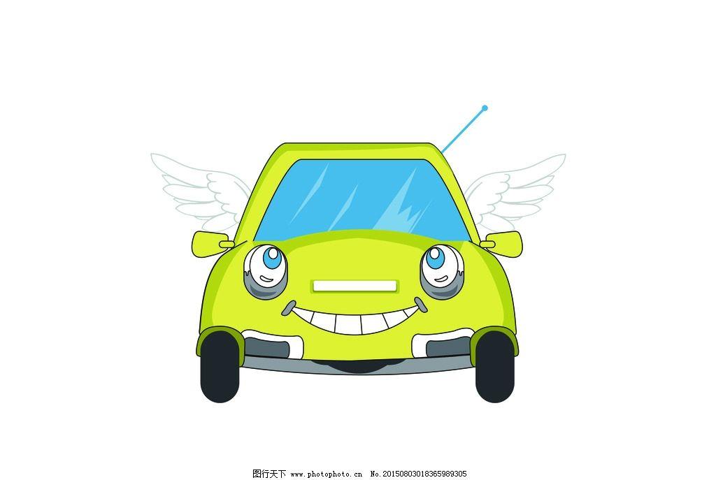 卡通儿童车图片