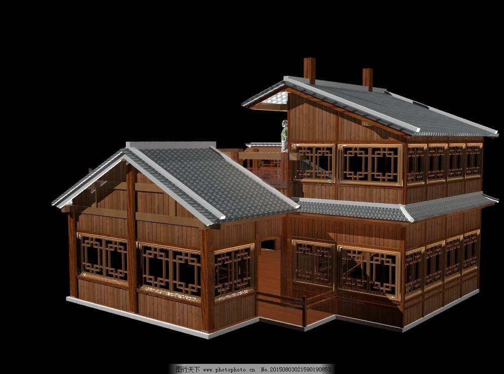 木屋别墅图片免费下载 3D设计 72DPI max 仿古建筑 景观房 木屋 设计 小别墅 休闲 景观房 休闲 木屋 小别墅 仿古建筑 茶舍 3d原创设计 设计 3D设计 72DPI MAX 3D模型素材 其他3D模型