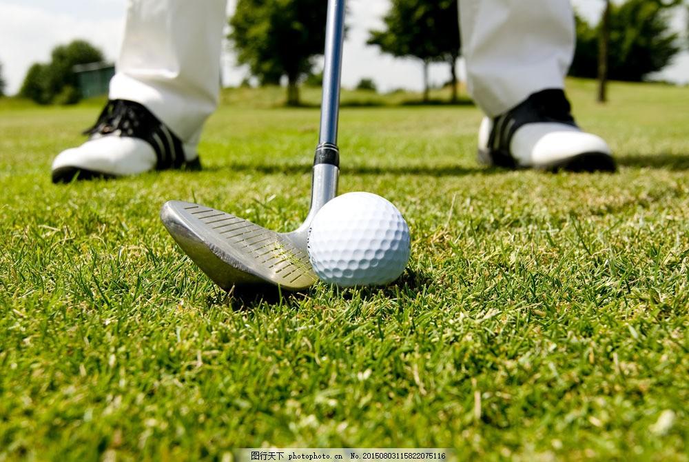 高尔夫球摄影