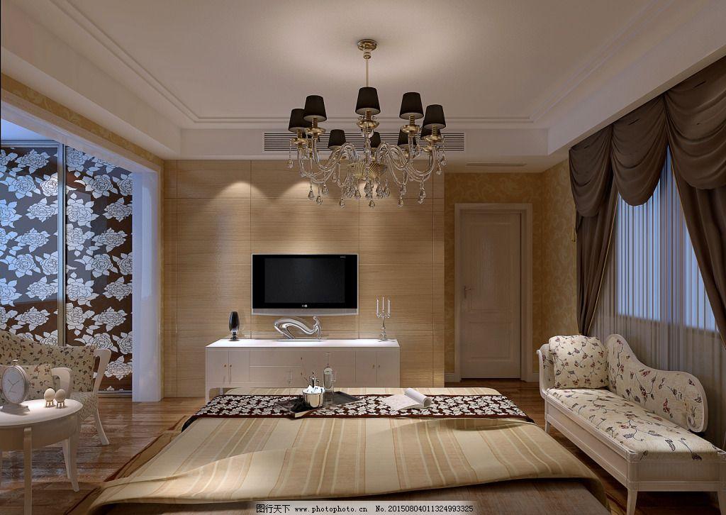 室内3d效果图设计
