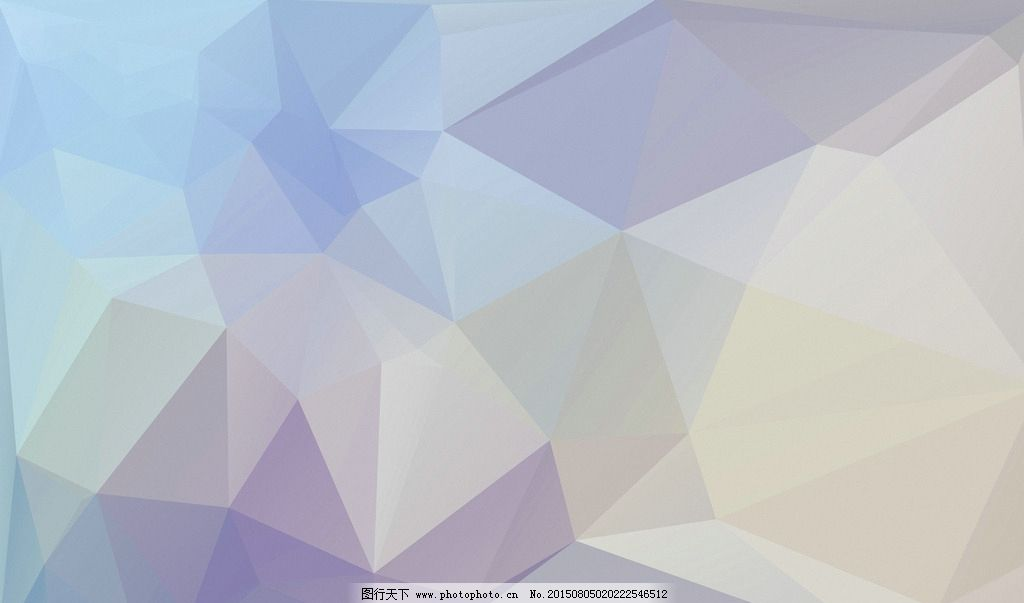 几何图背景