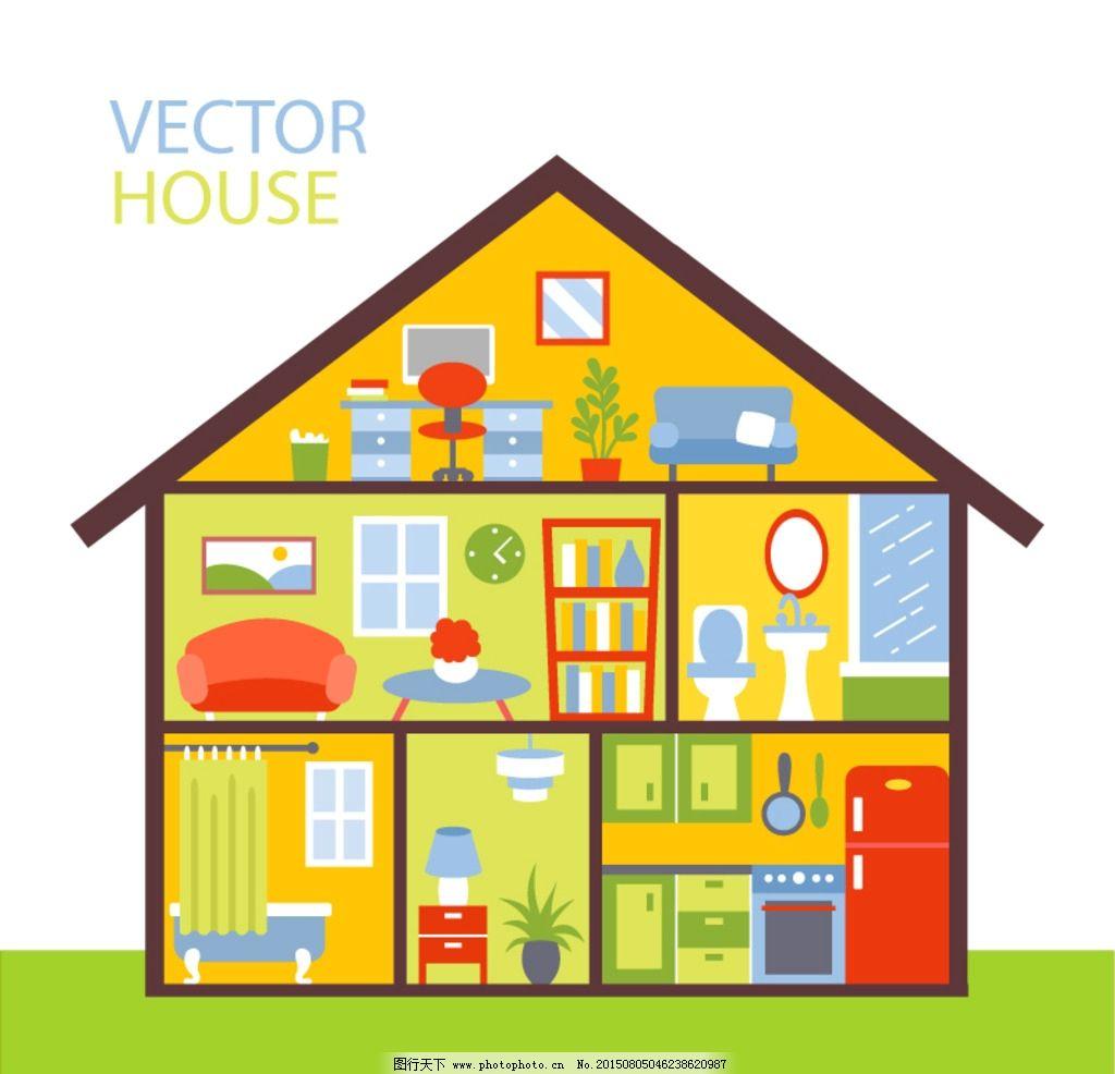 小别墅结构图图片