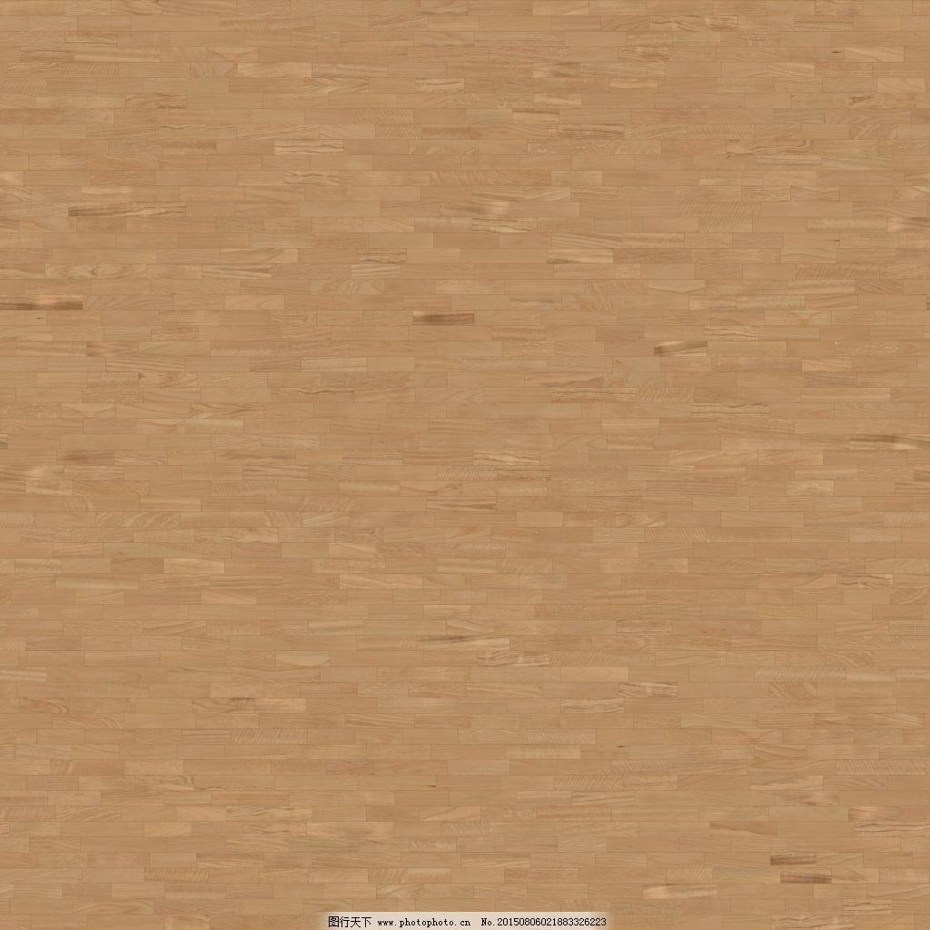 浅色木材地板免费下载