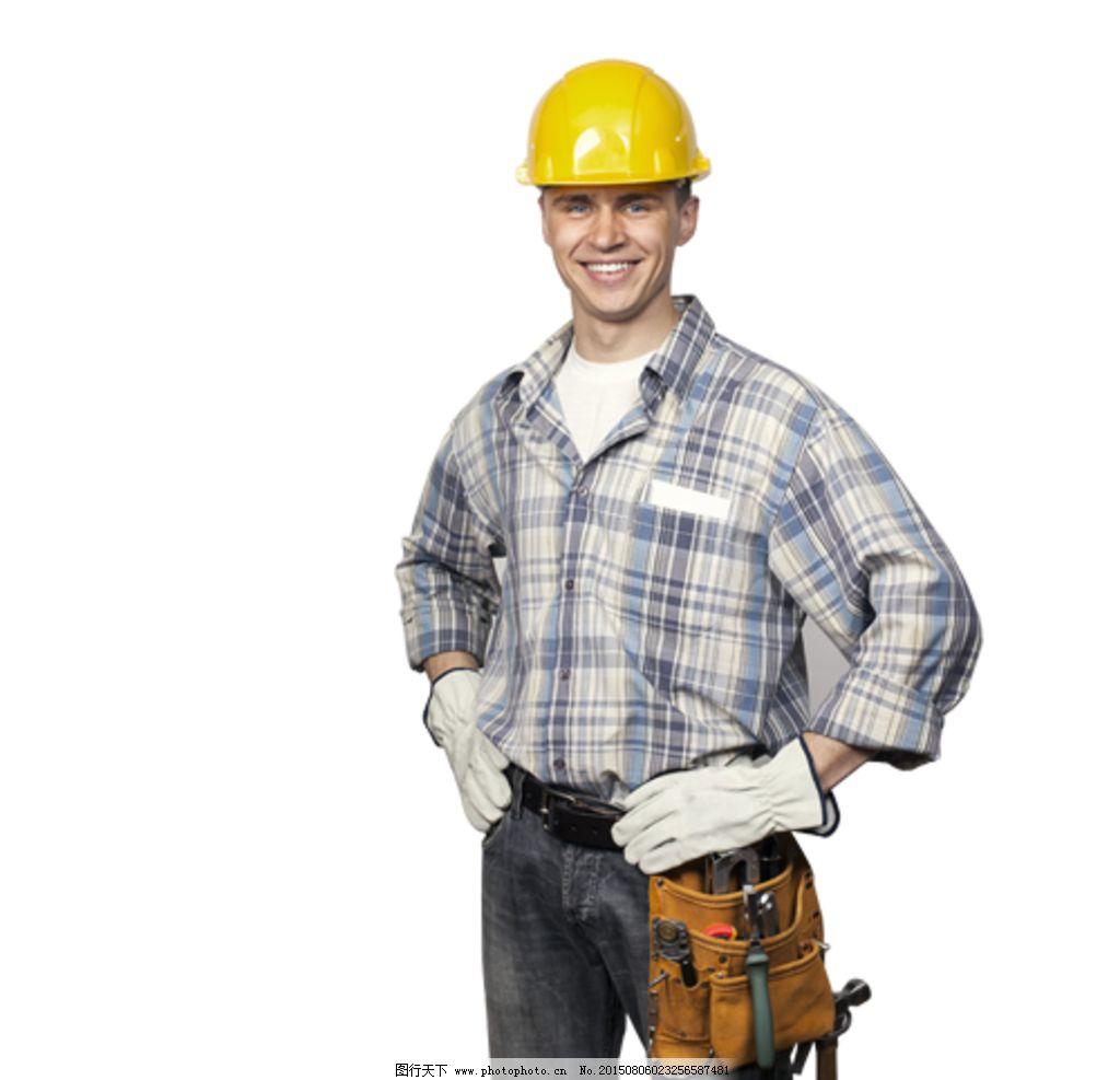 德国装修工人图片